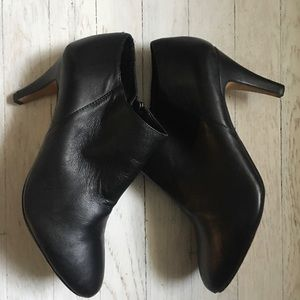 Vince Camino VIVE Ankle Black Boots